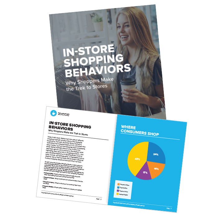 Instore Shopping Trends